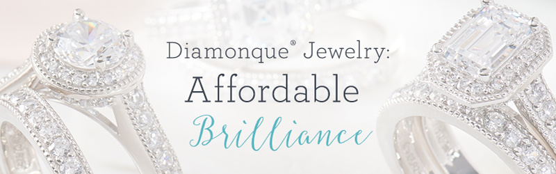 Diamonique® Jewelry Affordable Brilliance
