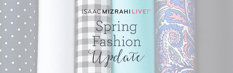 Spring Fashion Update