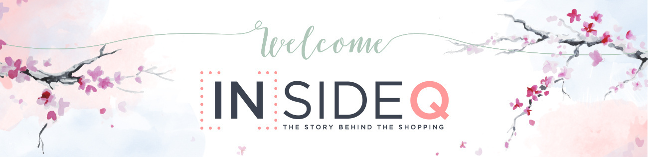 Welcome to InsideQ. The Story Behind the Shopping