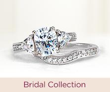 Diamonique(R) Bridal Collection