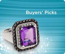 Affinity(R) diamond sterling gemstone ring