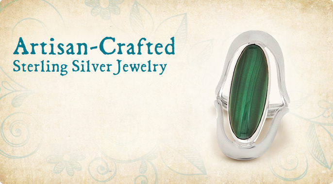 Artisan Crafted Sterling Silver Jewelry Qvc Com