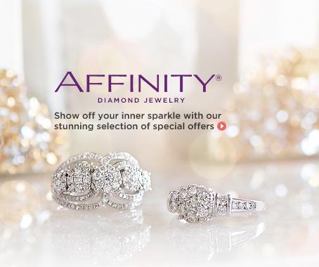 Affinity(R) 14K Gold Rings
