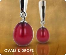 Honora sterling cultured freshwater pearl drop clip earrings
