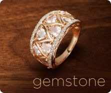 Morganite Ring, 14K Gold