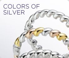 VicenzaSilver(R) Sterling Bangle