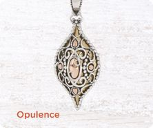 Carolyn Pollack Opulence Mixed Metal Enhancer