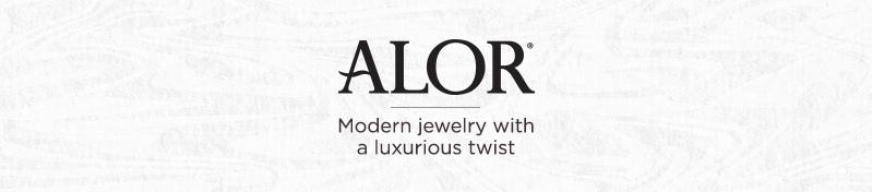 ALOR. Modern jewelry with a luxurious twist