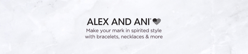 Alex and Ani. Make your mark in spirited style with bracelets, necklaces & more