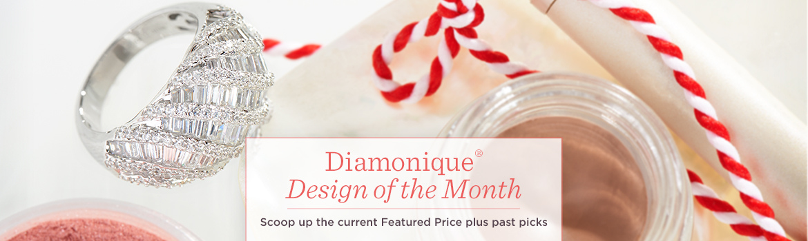 Diamonique Design of the Month