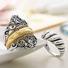 Rings Jewelry QVCcom