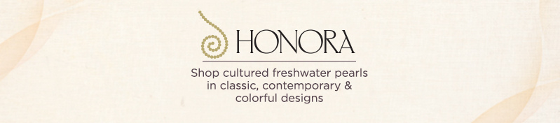 Honora, Shop cultured freshwater pearls in classic, contemporary & colorful designs