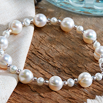bracelet fashioned an and blog old how pearl with look style to original for vintage jewelry pearls inspired bracelets
