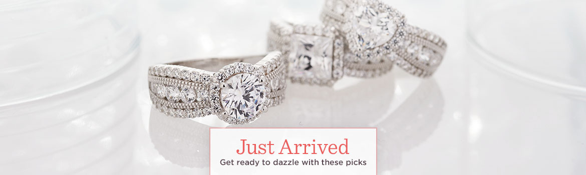 Just Arrived Get ready to dazzle with these picks