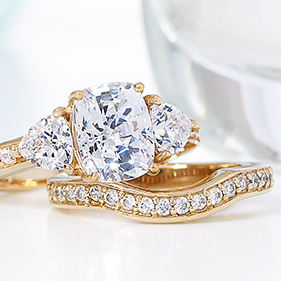 bridal sets - Wedding Ring Diamond