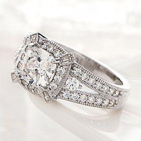 Bridal Jewelry Diamond Pearl Wedding Jewelry QVCcom