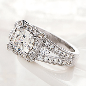 engagement rings - Wedding Ring Diamond