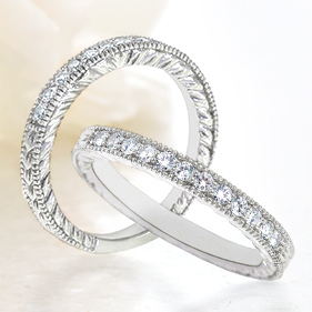wedding bands - Qvc Wedding Rings