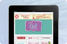 Download the QVC for iPad™ app