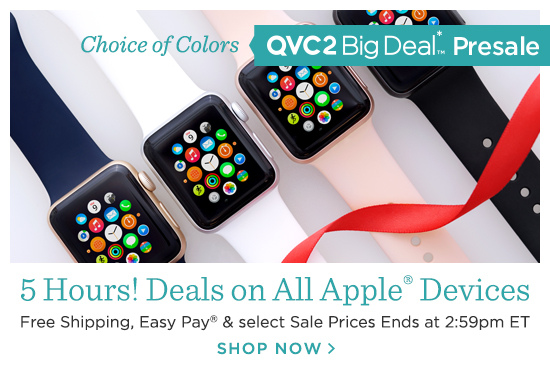 4 Hours! Deals on All Apple(R) Devices