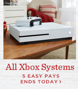 All Xbox Systems