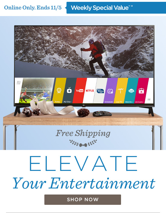 Elevate Your Entertainment
