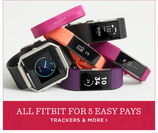 All Fitbit for 5 Easy Pays