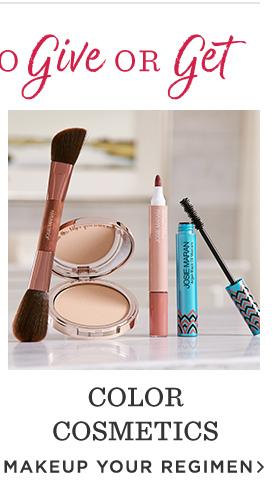 Color Cosmetics  MAKEUP YOUR REGIMEN