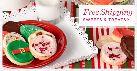 Free Shipping  Sweets & Treats