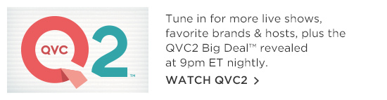 QVC2: More of What You Love