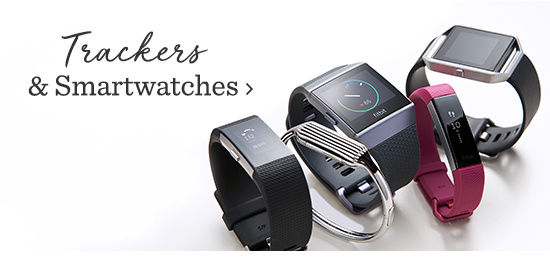 Trackers & Smartwatches