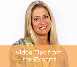 Video Tips from the Experts
