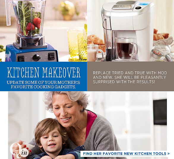 Kitchen Gadgets for Mom