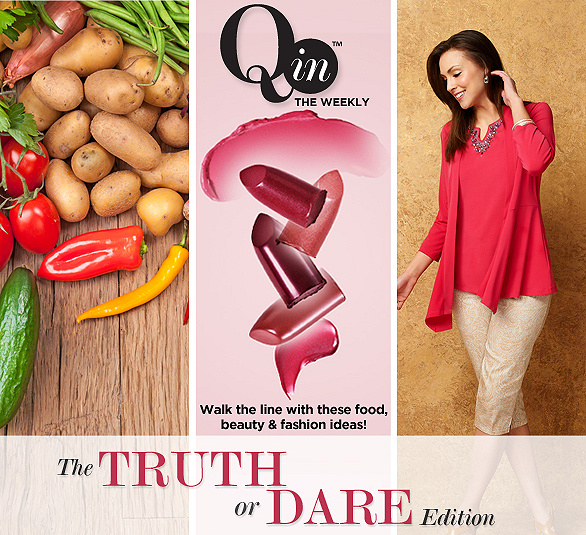 Q In Weekly Magazine - TRUTH OR DARE EDITION