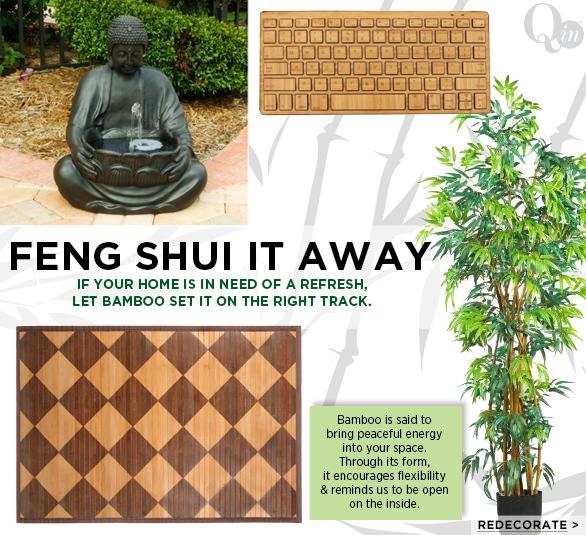 Feng Shui It Away