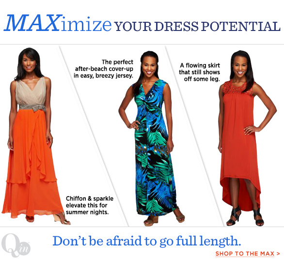 Maximize Your Dress Potential