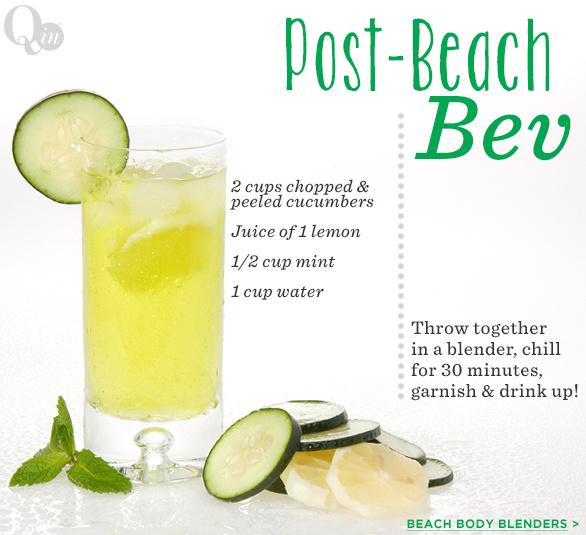 Post-Beach Bev