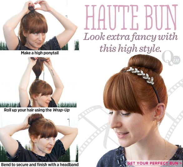 Haute Bun