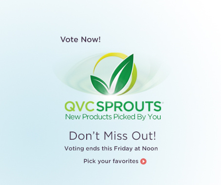 QVC Sprouts(R)