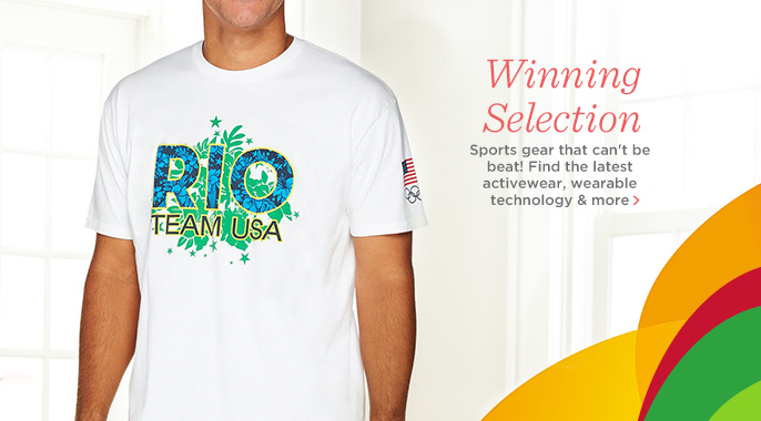 Olympics Rio Team USA 2016 Men's Short Sleeve T-Shirt
