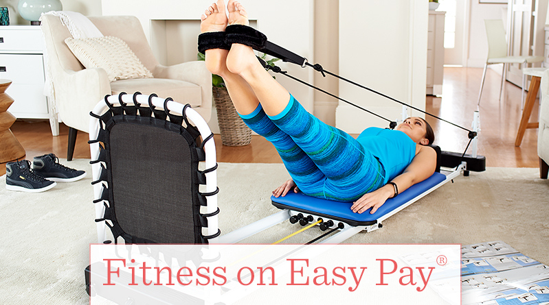 Fitness on Easy Pay®