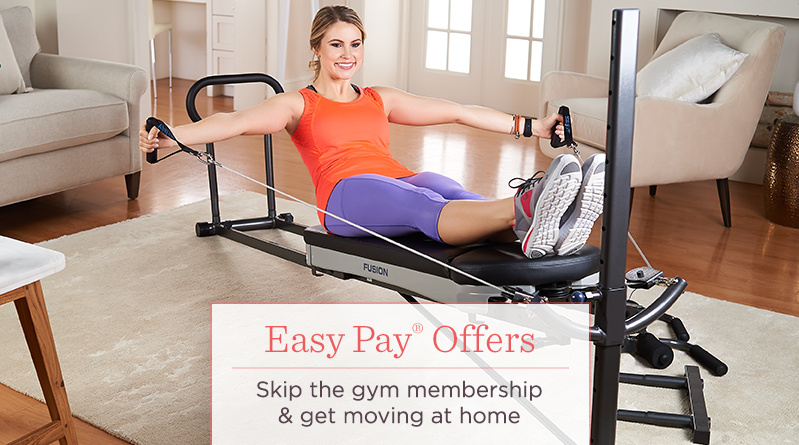 Fitness equipment dvds — health qvc
