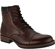 Calvin Klein Jeans Mens Radman Combat Boots - S8800