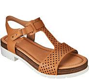 Dr. Scholls Hinda T-Strap Sandals - S8902