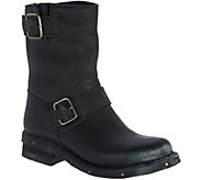 Chinese Laundry Eagle Eye Distressed Ankle Boots - S8805