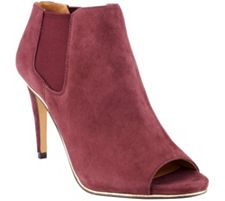 Coach Adrianna Suede Ankle Boots