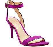 Jessica Simpson Scallop Detail Sandal - Morena - S8413