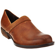 Born Distressed Leather Slip-On - Marka - S8515
