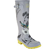 Joules Welly Printed Rain Boots - S8716