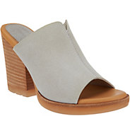 Kork Ease Lawton Slip-On Stacked Heel Mules - S8923